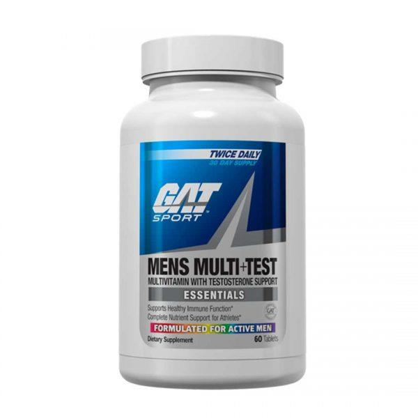 Gat Sport essentials mensmulti 60 Caps