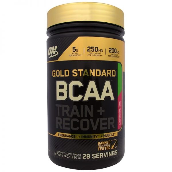 Aminoacidos ON Gold Standard BCAA Train Recover 280 g