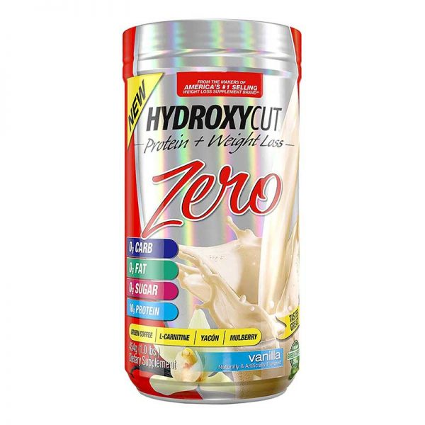 Hydroxycut ZERO Protein + Weight Loss