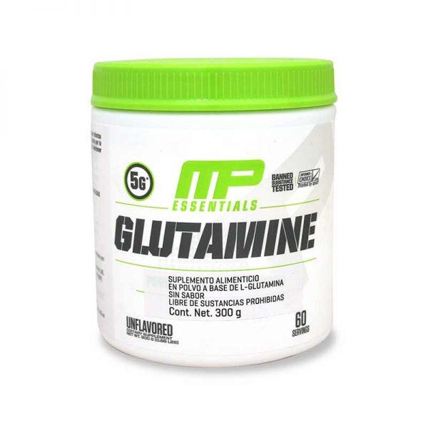 MusclePharm Esenciales Glutamina