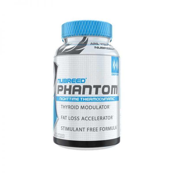 Nubreed Phantom 90 Caps