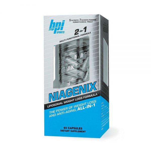 BPI Niagenix 60 Cápsulas