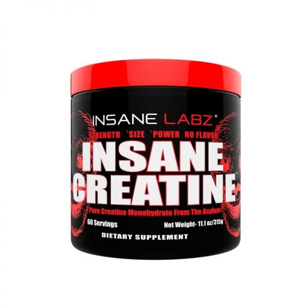 Insane Labz Insane Creatina