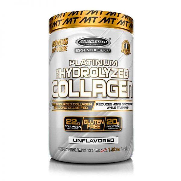 Muscletech Colágeno Hidrolizado