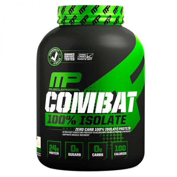 MusclePharm Combat 100% Isolatada Vainilla
