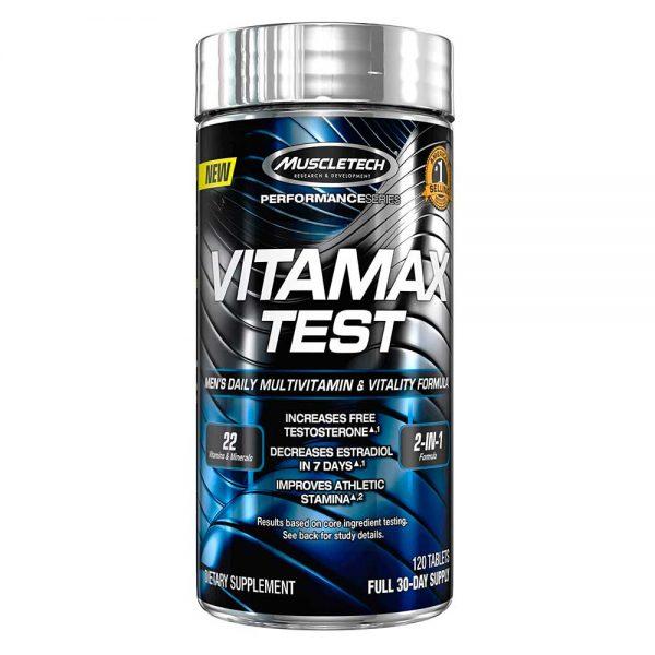 Testosterona Vitamax Test